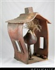 Birdhouse 1, Woodfired